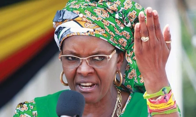 Grace Mugabe demands $1.2 million from businessman