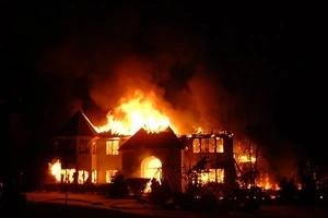 Exploding power bank burns posh house in Nairobi