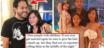 Quark Heneras clueless about civil wedding of mom Vicki Belo and Hayden Kho, Jr., posts cryptic message on Facebook