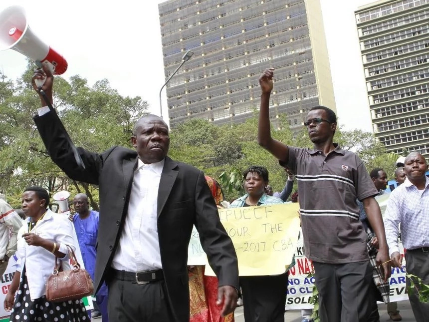Lecturers strike Kenya – The dons are at it again for the 2017 – 21 CBA
