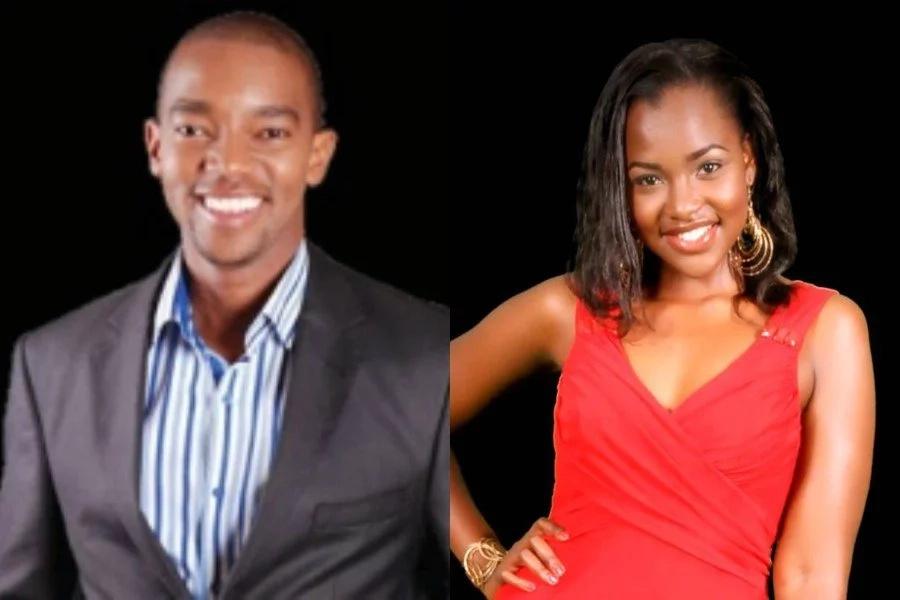 Waihiga Mwaura and Joyce Omondi