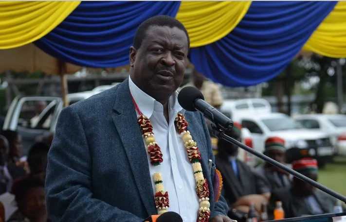 Mudavadi denies any coalition plans with Raila Odinga