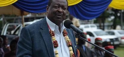 Nafasi ya Wetangula yachukuliwa? Musalia Mudavadi atoa mpango wake na Raila Odinga