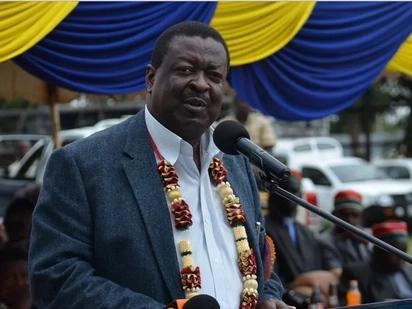 Wabunge wa NASA wamshinikiza Mudavadi afurushe kutoka ndani ya chama chake,ANC