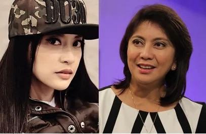 Mocha Uson responds to VP Leni on drug rehabilitation