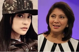 Pro-Marcos talaga si ate! Mocha Uson wants VP Leni to resign