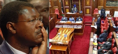 ODM senators set for meeting that could seal Moses Wetangula's fate