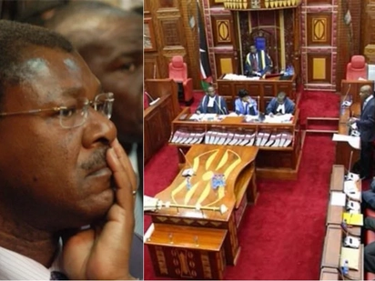 ODM senators set for meeting that could seal Moses Wetangula's fate