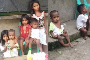 Kawawa naman sila! Learn the unfortunate story of these five street kids