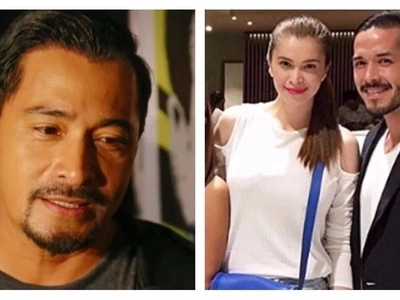 Hindi siya bitter! Cesar Montano shares his honest thoughts about ex-wife Sunshine Cruz's relationship with Macky Mathay