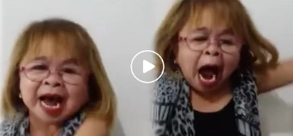 Ano daw? Mahal's video of imitating of a controversial figure is now viral