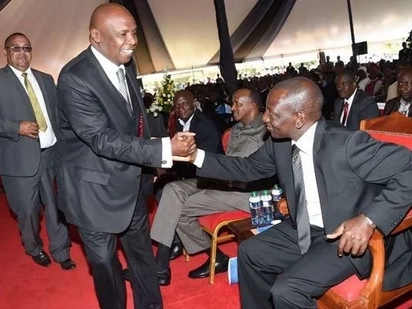 Gideon, not Ruto, best successor to Uhuru- Youths caucus