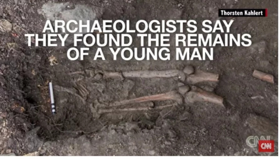 210-Year-Old Tree Gets Uprooted, Then Young Man's Skeleton Is Found Underneath...