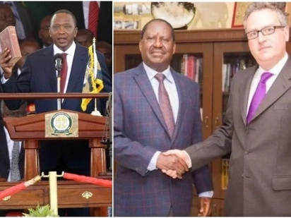 There will be no unrest during Uhuru's inauguration - State House