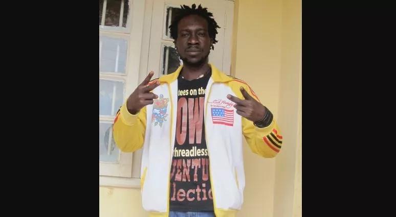 Bebe Cool wa Uganda akumbana na ajali mbaya iliyomuua rafiki yake