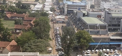 What is happening to Kisumu city?