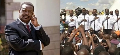 7 hilarious photos that show Musalia Mudavadi is the odd one out in NASA