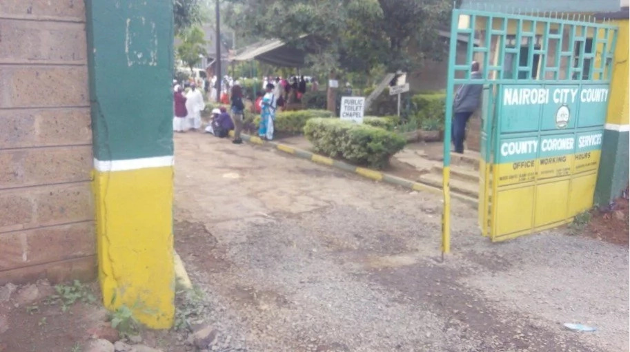 10 families of kin killed during NASA clash with police collect bodies for burial