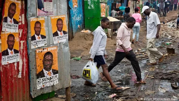 After days of chaos life is back to normal in Nairobi slums