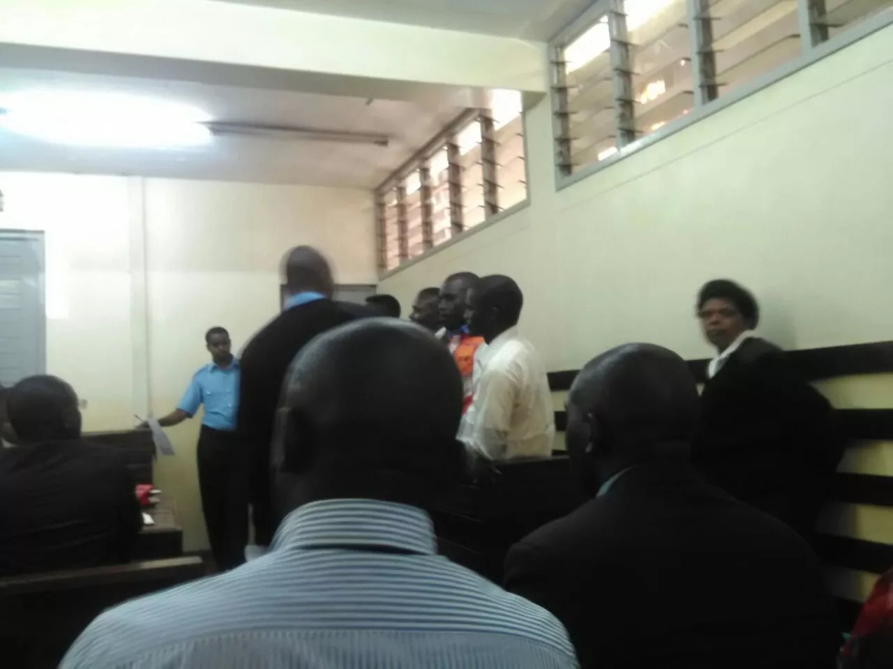 6 ODM youths 'who busted 3 people with BVR kits' in Eastleigh charged with robbery with violence