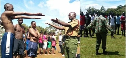 Another TRAGEDY after Kisumu man dies after passing police recruitment exercise