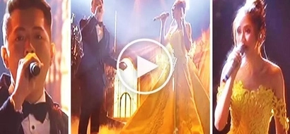 Sarah Geronimo and Jason Dy give magical performance of 'Beauty and the Beast' on ASAP