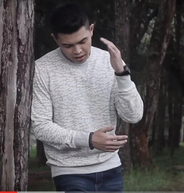 Daryl Ong makes netizens fall in love with powerful version of hit OPM song