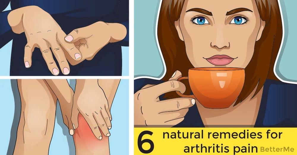 6 natural remedies for arthritis pain