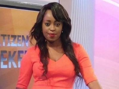 Mtakoma kunifuatafuata, asema mtangazaji wa Citizen TV Lilian Muli