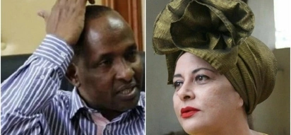 I have been humiliated, my name tarnished-former female presidential candidate caught in love affair with Duale