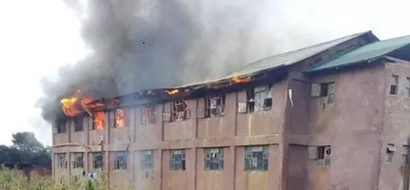 Is this why school fires are increasingly rampant in the country?