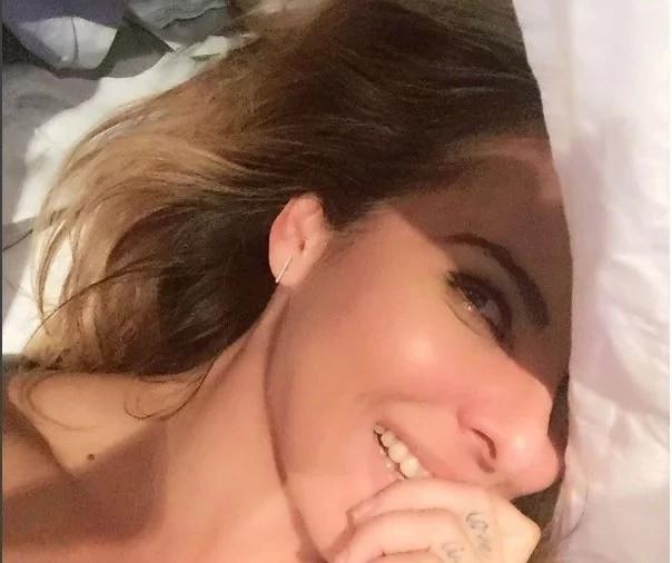 La sensual fotografía de Kate del Castillo que está causando furor en las redes sociales