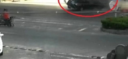 You wouldn't believe how the couple survived this disastrous accident…but they did!