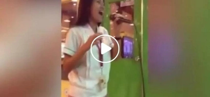 Talented Pinay student went viral after belting 'Through the Fire' using her powerful vocals