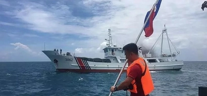 China now allows Filipino fishermen to go in Panatag Shoal