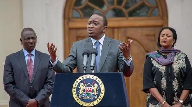 Hii ndiyo habari njema kwa amina Mohamed itakayomfurahisha Uhuru