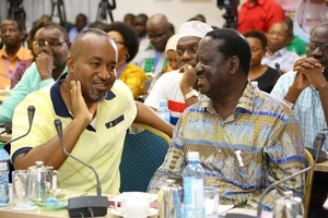 Hassan Joho set to face William Ruto for the presidency in 2022