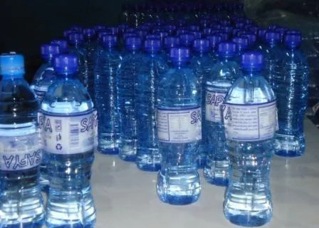 Alleged illegal water bottling company raided in Murang'a