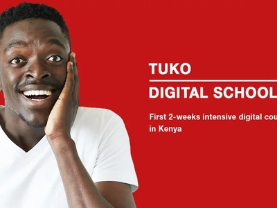 Perfect the art of Digital Marketing by attending the Tuko Digital School