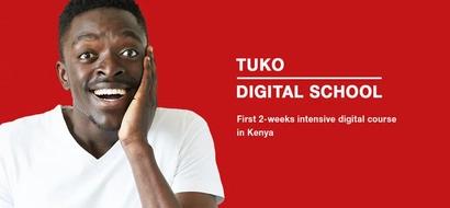 Perfect the art of Digital Marketing by attending the Tuko Digital School
