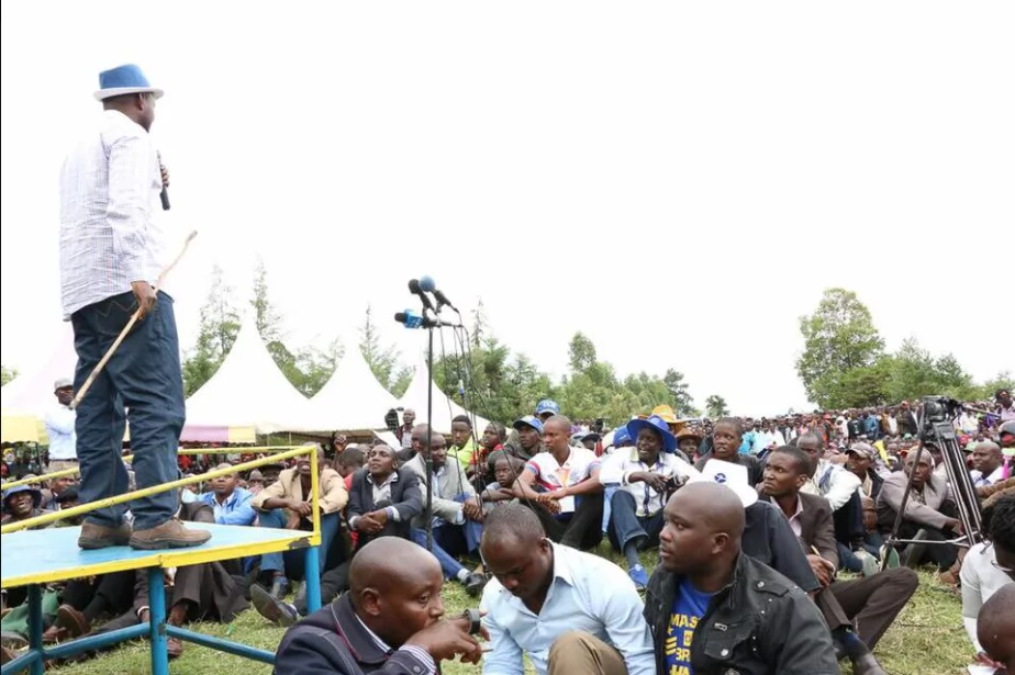 raila to give ruto a ministerial position