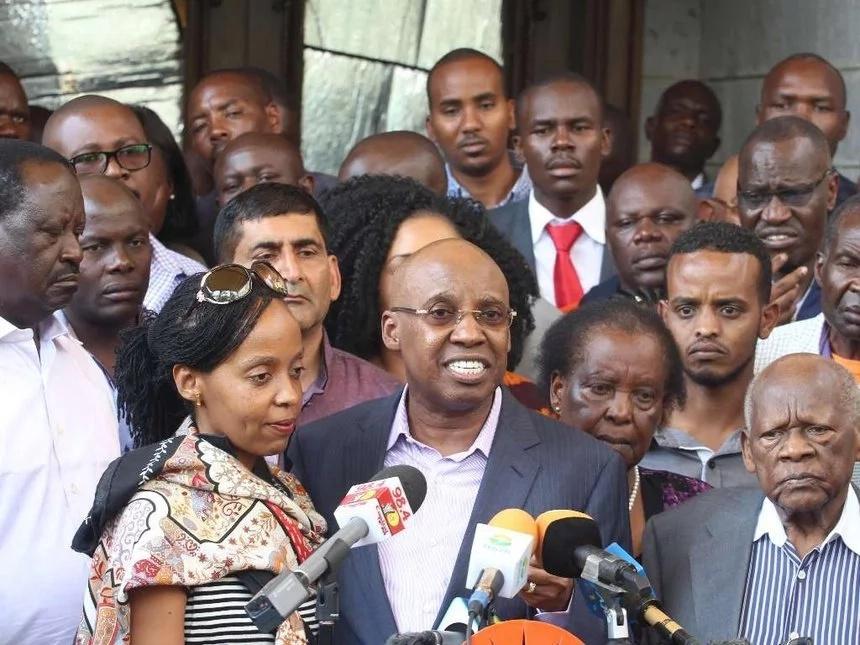 NASA financier Jimi Wanjigi's father summoned to Nyeri court over gun charges