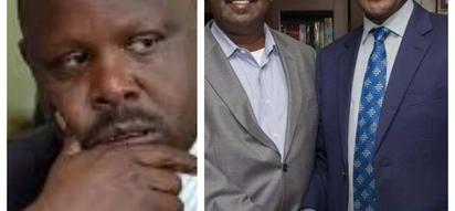 Where is NASA principal Isaac Ruto? TUKO.co.ke has all the details
