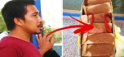 This OFW who works as a janitor has become a successful businessman in Saudi Arabia! You won't believe what his product is!