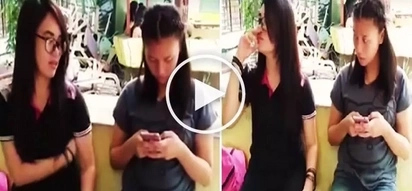 Pasimple lang! Hilarious Pinay demonstrates how you can smell your armpit in different ways