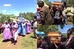 TEARS and PAIN as Churchill Show comedian Aiyeya is buried (photos)