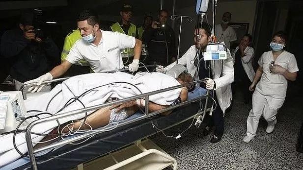 Tragedia de Chapeoense: Este periodista prefirió apagar su cámara y ayudar en el rescate de los sobrevivientes