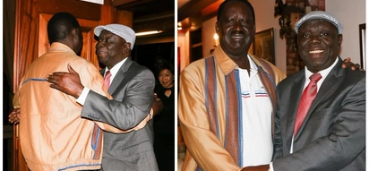 Raila Odinga's emotional tribute to fallen Zimbabwean opposition leader