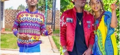 Gospel singer Bahati to wed girlfriend Diana Marua soon