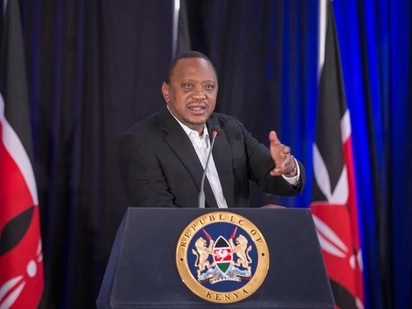 Uhuru urges Kenyans to seek repentance and forgiveness hours after Akombe resignation
